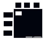 matrix array in c